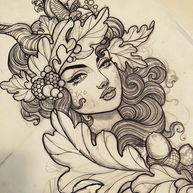 nature tattoo sleeve ideas