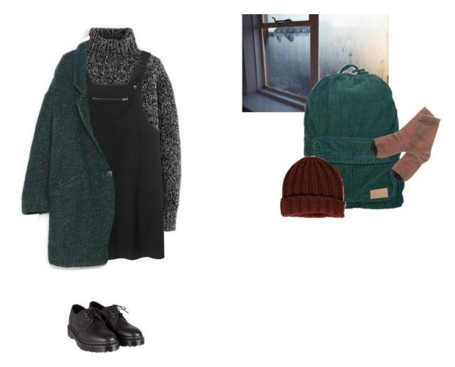 fvck winter tbh (p.s hello i am back) by babyburrito on Polyvore featuring polyvore, fashion, style, Monki, Boden, By Zoe, Golden Goose, Dr. Martens and Wigwam