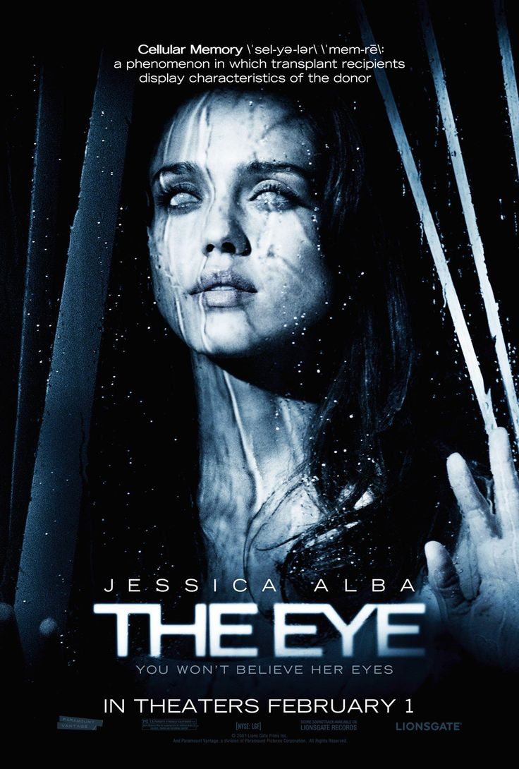 The Eye - Review: The Eye (2008) is a 1h 38-min PG-13 American supernatural mystery horror film that is a remake of The Eye… #Movies #Movie