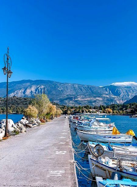 Itea, Fokida, Greece