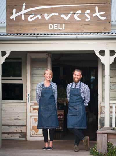 Cargo Crew - Harvest Cafe - Byron Bay - Online Uniform Shop Australia