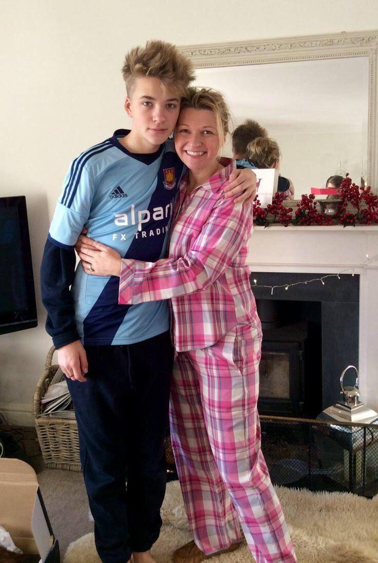Happy Christmas pyjamas