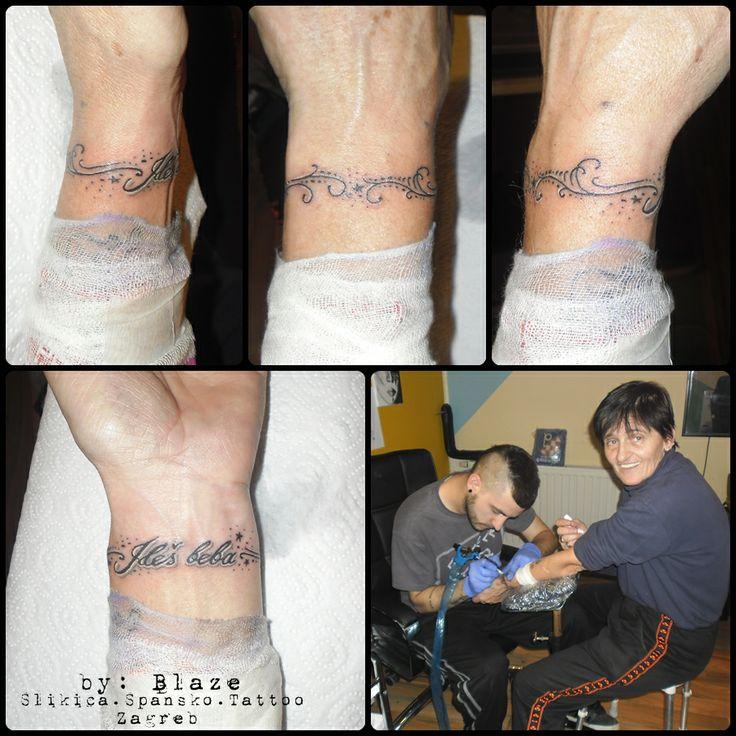 tattooing legend, world best woman football player ''Maca Maradona'&…