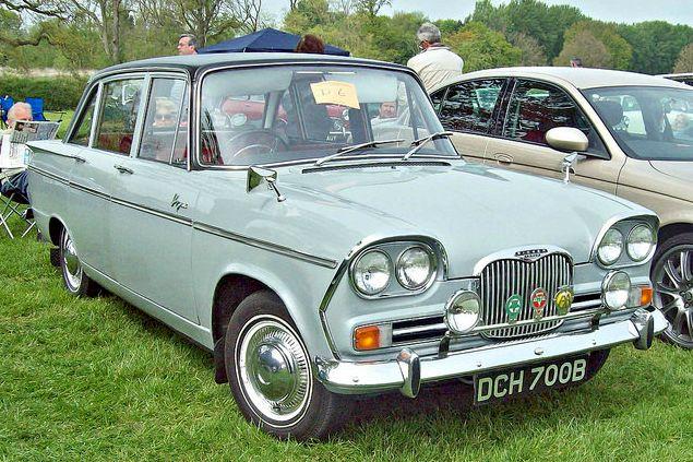1964 Singer Vogue Series III 1.7L 4-Cylinder OHV Engine