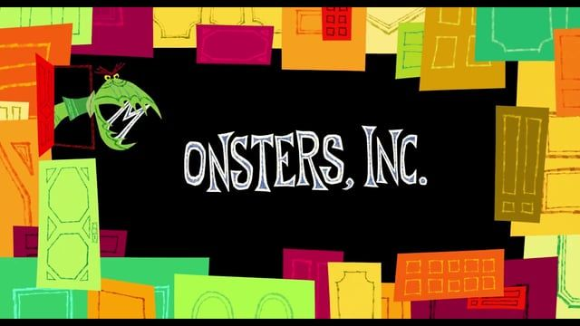 This title sequence was the first time Pixar attempted anything 2D. I am pretty sure it was also the first time After Effects was used on a finished shot for a Pixar feature. Just two people worked on the art and animation for the entire sequence.  Oscar nominee Geefwee Boedoe conceived and designed it and I did all the After Effects animation and compositing. The first version we showed was rejected by John Lasseter because it was only white lines on black, and a little too scary,  Geefwee…