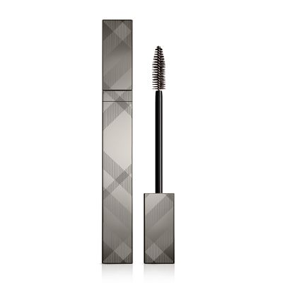 BURBERRY Bold Lash Mascara 7ml. I love the Burberry checked square packaging, so different from all the other mascaras out there. Intensely pigmented black formula gives a bold lash look. #affiliate