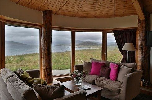 Blue Reef Cottages, Scarista, Isle of Harris | 14 Magically Cosy Hideaways You Won't Believe Are In Scotland