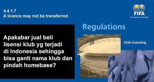 Klub di Liga Indonesia, Mau Ganti Nama 10 kali Sehari, Tidak Masalah [Bola]