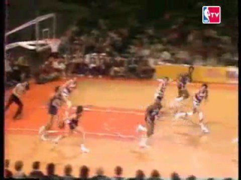 Pistol Pete turned the assist into an art form ----Pistol Pete Maravich Top 10 plays