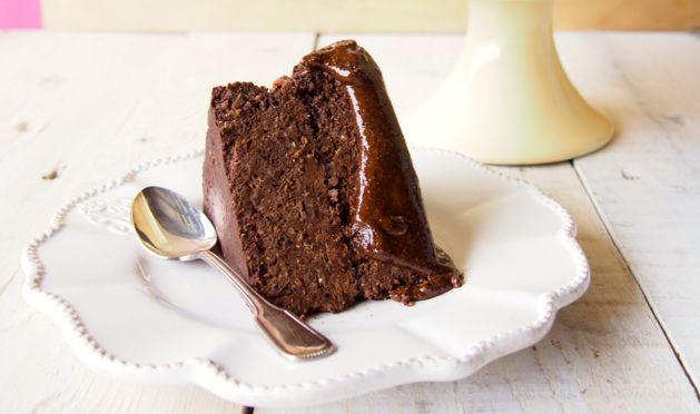Paleo Nutella Mud Cake Recipe. via @themmsisters