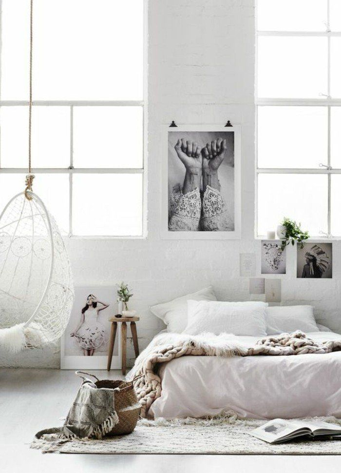 25 best ideas about chambre complete on pinterest lit for Chambre a coucher blanche complete