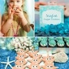 Love this under the sea themed kids party!Parties Art, Kids Parties, Mermaid Parties, Beach Parties, Parties Parties, Parties Ideas, Kiddos Parties, Parties Style, Kid Parties