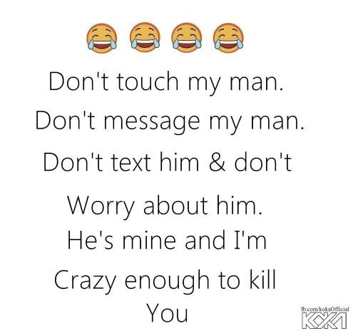 Lol...yep. Won't catch me with my head hung low wondering why again! ;) I ain't too scared to cut a hoe who won't back off...haha.