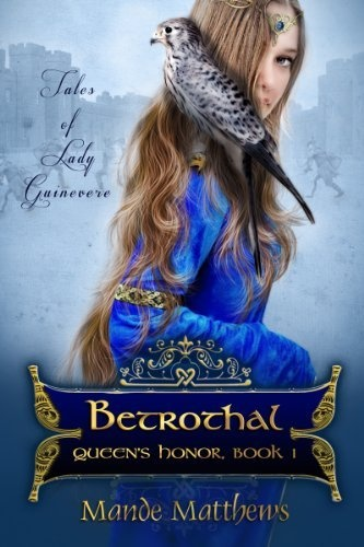 Betrothal - Book 1 of Queen's Honor - Teen + Adult Fantasy Adventure Romance by Mande Matthews, http://www.amazon.com/dp/B00ASNRFM0/ref=cm_sw_r_pi_dp_I-o4qb02DDB3D