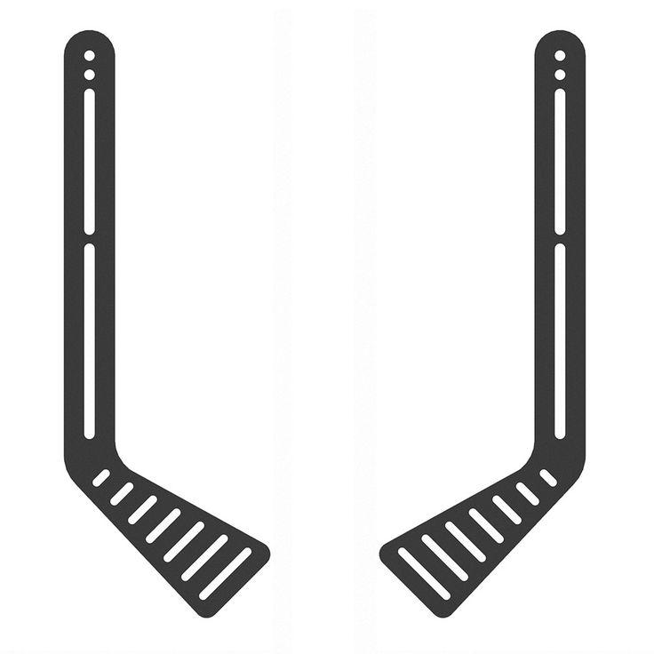 Fitueyes Universal Steel Sound bar Soundbar Speaker Bracket Mount Above Below TV-SB47701MB