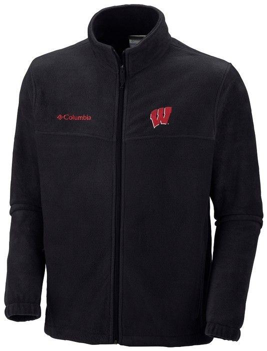 Columbia Men's Wisconsin Flanker II Full Zip Fleece $59.99