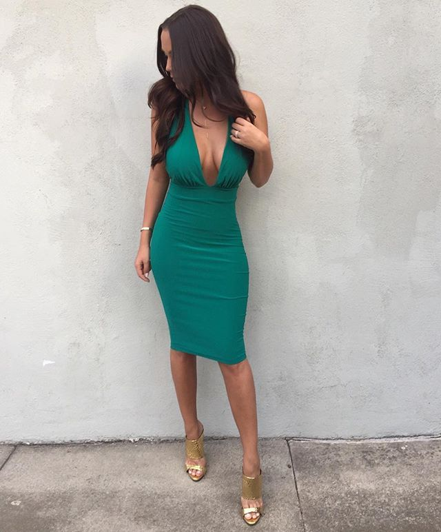 Jessica Parido @jessica___ Miryam dress @g...Instagram photo | Websta (Webstagram)