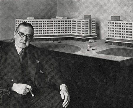 Peter Behrens Bauhaus Model