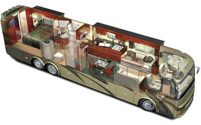 Executive Modcar Trendz has diversified to designing and building interiors (Recreational Vehicle) in artistic and sophisticated mode. Highly customized with luxury components, passenger bus conversions are typically the largest motor homes and motor office available.