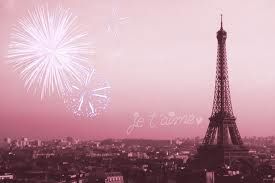 Celebration time in Paris.