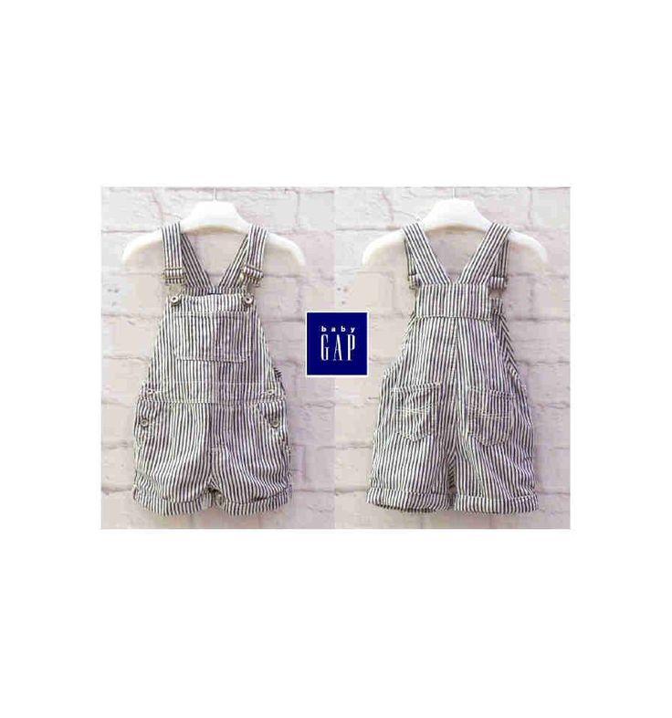 Baby GAP - Short Overall Stripes - Celana Bayi dan Anak - Baju Bayi & Anak Branded Import.  Baby GAP - Short Overall Stripes - Celana Bayi dan Anak. Tersedia dalam ukuran : 1 tahun, 18 bulan, 2 tahun, 3 tahun, 4 tahun.  Celana overall pendek dengan motif garis-garis.