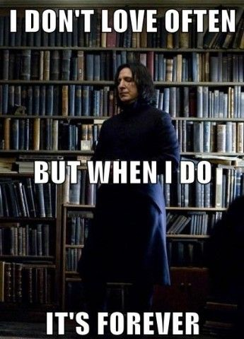 Everything I Need to Know, I Learned From Severus Snape - Page 2 of 2