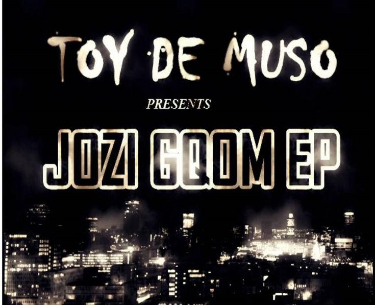 JOZI GQOM EP AVAILABLE FOR DOWNLOAD ON TRAXSOURCE.