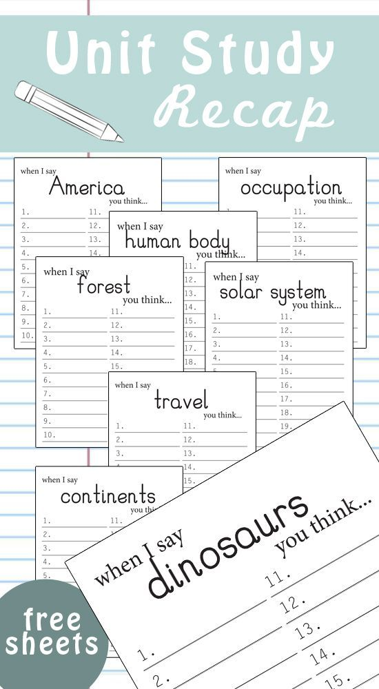 1278 best Homeschool Units images on Pinterest | Unit studies ...