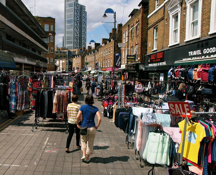 Markets at Petticoat Lane and Portobello Road, are the more well known Sunday markets. Others such as the one at Spitalfields and, if you are interested in antiques, get up early for the Bermondsey market, where you might be lucky enough to find a bargain. - London