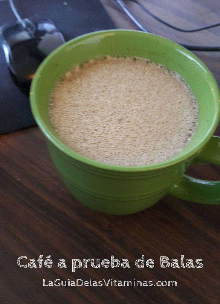 Café a prueba de Balas ( Bulletproof Coffee)