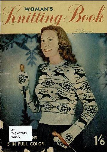 Ravelry: Snowflake pattern by Woman's Knitting Book