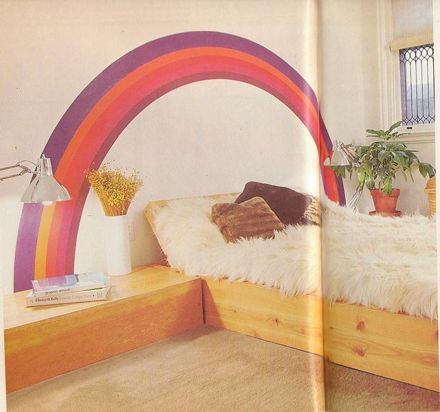 286 best vintage decorating images on pinterest vintage for 70s bedroom ideas