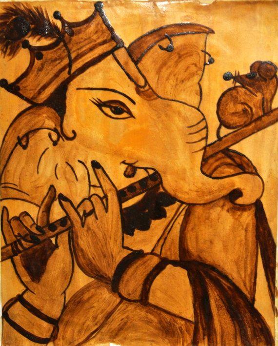 Uber 1000 Ideen Zu Ganesha Malerei Auf Pinterest