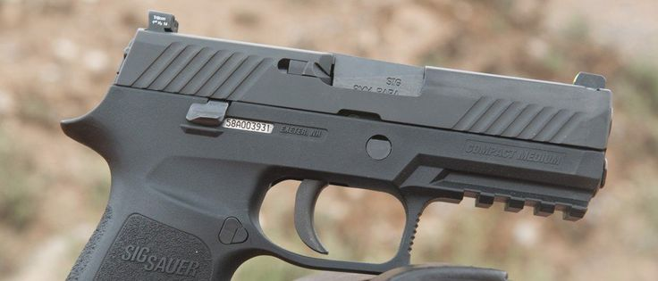 Gun Test: Sig Sauer P320C - Our Second Sig 320 Test | The Daily Caller
