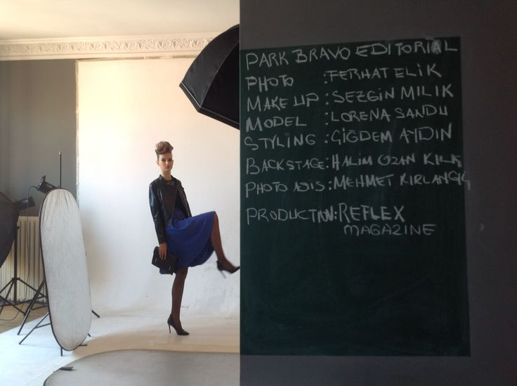 Park Bravo Editorial. #backstage #fashionshooting #photography #fashionphotography