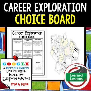 career exploration analysis paper Career exploration essay career exploration is important for everyone because it yields structure and direction an assessment from this determines which careers will best suit an individual physically, mentally, and emotionally.