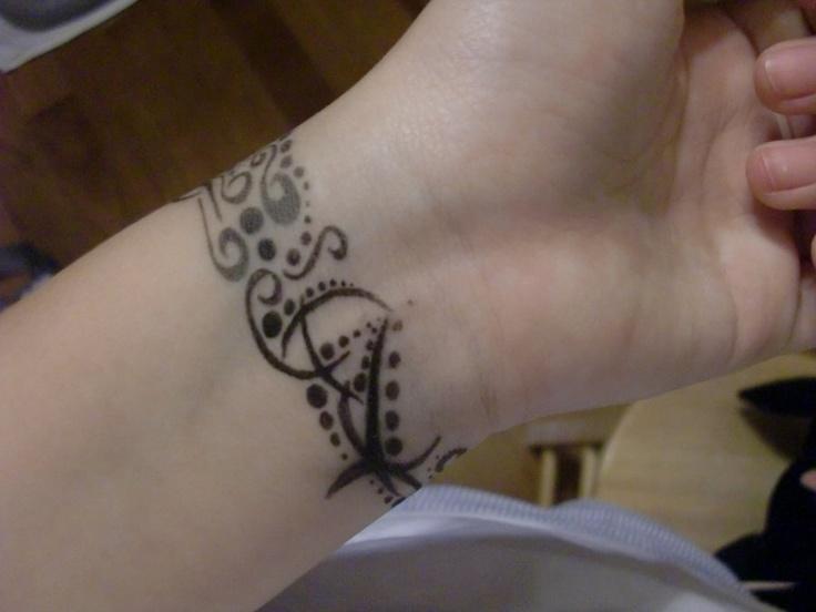 Bracelet Tattoos For Girls Juego Online 21 Blackjack