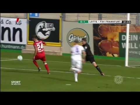 Sportfreunde Lotte vs FSV Frankfurt - http://www.footballreplay.net/football/2016/10/01/sportfreunde-lotte-vs-fsv-frankfurt/