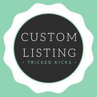 Custom Blinged Converse Shoes. Custom Made Converse