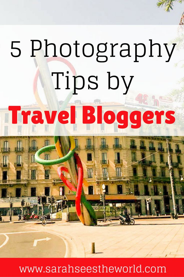 Travel bloggers spend hours perfecting the art of taking amazing travel photos. Thankfully, they decided to share some of their secrets to mastering travel photography. You'll definitely want to save this to your board.
