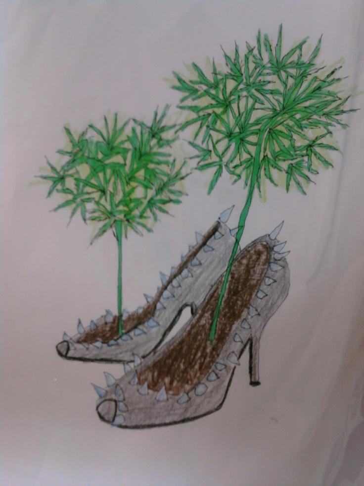 Radames Juni Figueroa  Tripical Ready Mades drawings