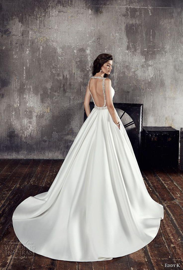 Eddy K. Couture 2018 Wedding Dresses