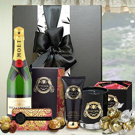 Luxury MOR Pamper Hamper Gift For A Women | Gift Delivery Australia Wide $165