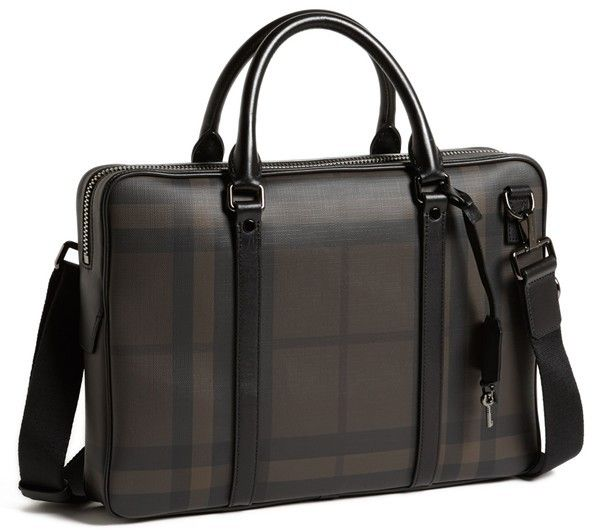 Black Briefcase by Burberry. Buy for $1,095 from Nordstrom