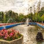 Toamna in parcul Herastrau!