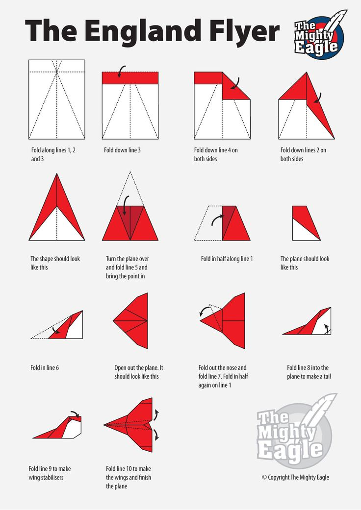 What is the exact definition of a paper air plane?