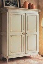 """Шкаф_0602 - Библиотеки """"Siguier"""" - Siguier: французская мебель из массива - Французская мебель в стиле прованс"""
