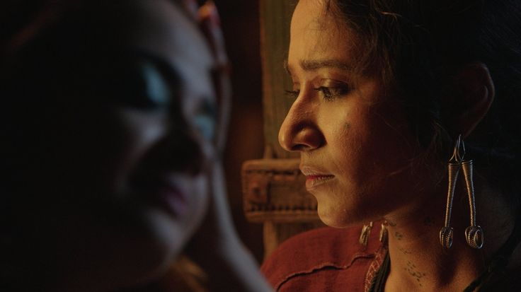 Tannishtha Chatterjee in Parched (2015)