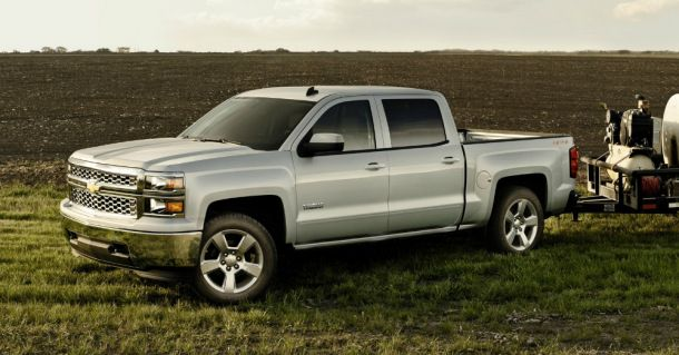 Chevrolet Silverado 1500 LTZ Z71 4WD Crew Cab; One Powerful Truck
