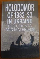 Holodomor of 1932-1933 in Ukraine: Documents and Materials. Comp. Ruslan Pyrih. Trans. Stephen Bandera. Kyiv: Kyiv Mohyla Academy, 2008. [DK508.8375 .H655 2008 (R)] http://go.utlib.ca/cat/8322718